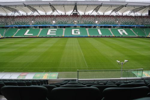 Легия повторила фатальную ошибку киевского Арсенала