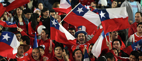 ВИДЕО ДНЯ. Потрясный гол в чемпионате Чили