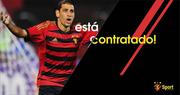Диего Соуза продолжит карьеру в Бразилии