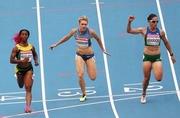 ЧЕ. Две украинки вышли в полуфинал забегов на 200 метров