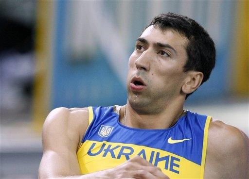 ЧЕ по легкой атлетике. Касьянов идет на шестом месте
