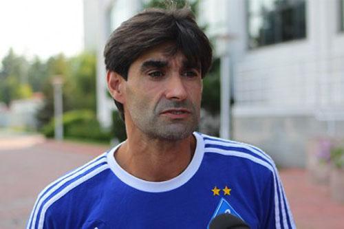 Висенте ГОМЕС: «Игроки Динамо должны понять стиль игры»