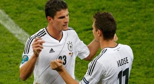 Мирослав КЛОЗЕ: «Уверен, Гомес вернется в сборную Германии»