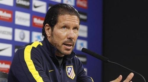 Диего СИМЕОНЕ: «Атлетико не стал слабее»