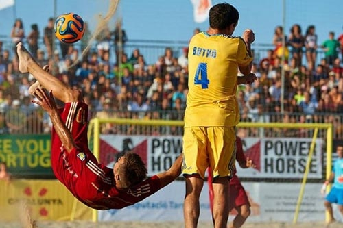 Украина начала Суперфинал Евролиги с поражения