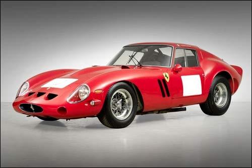 Ferrari 250 GTO Шлессера продана за рекордную сумму