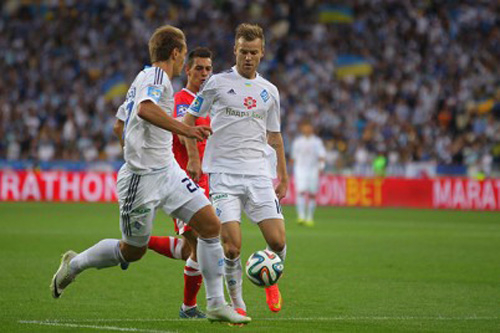 Динамо легко обыгрывает Звезду
