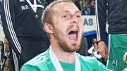 Космин МОЦИ: «Вратарем играл первый раз в жизни»