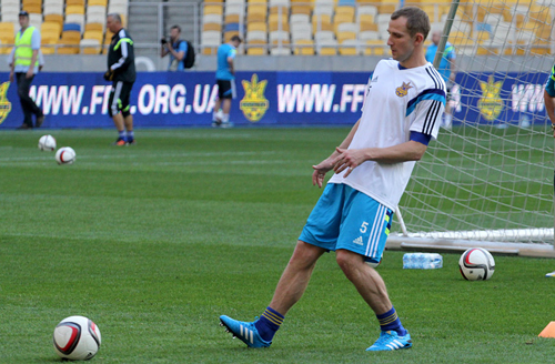 Александр КУЧЕР: Потенциал сборной Украины достаточно высок