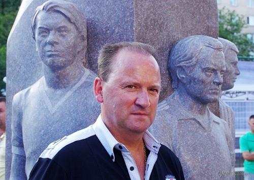 В Одессе появился «Сквер футбола»