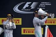 Хэмилтон добыл победу на Гран При Италии