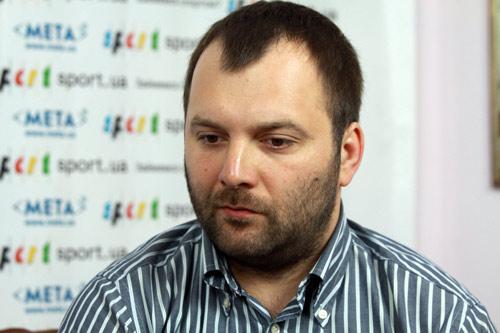 Сергей СУПРУН: «Федерации чемпионат Украины не нужен»