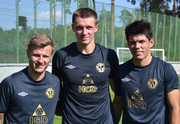 ОФИЦИАЛЬНО: Донецкий Металлург пополнили три футболиста