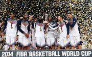 ЧМ-2014. Сборная США – чемпион мира по баскетболу