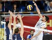 Определилась шестерка лучших волейбольных команд мира