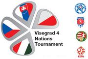 Сборная Чехии уверенно выиграла турнир в Брно Вышеград-2014