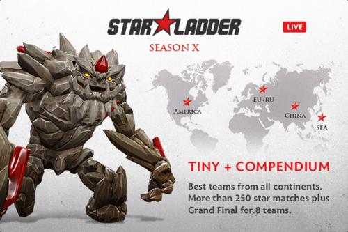 StarLadder X Америка: участники плей-офф
