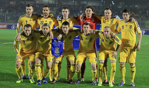 ОФИЦИАЛЬНО: Рейтинг ФИФА. Украина опускается на 24-ю строчку