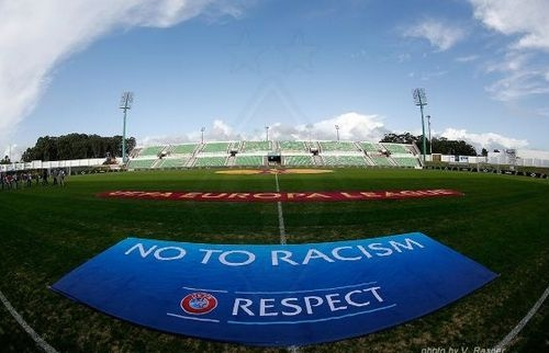 Динамо: на стадионе Риу Аве отвратительный газон