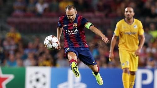 ПЕТРИДЕС: «АПОЕЛ заставил Барселону выглядеть бледно»