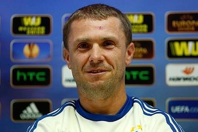Сергей РЕБРОВ: «Конечно, я волновался»