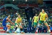 В финале встретятся Бразилия и Польша