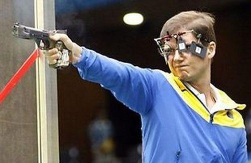 На чемпионате мира украинцы настреляли золото и серебро