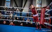 Определились полуфиналисты чемпионата Украины по боксу