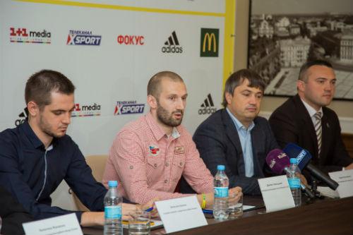 Kyiv Half Marathon. Последние приготовления перед стартами