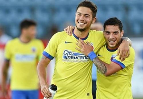 Стяуа выходит в следующий раунд Кубка Румынии