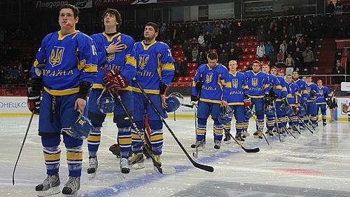 Календарь матчей молодежной сборной Украины по хоккею на ЧМ