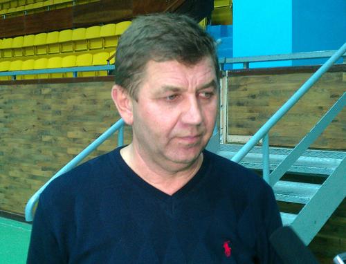 Сергей ПЕСОЦКИЙ: «Через эти игры мы должны пройти»