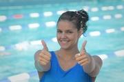 Зевина выиграла золото этапа Кубка мира в Москве
