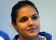 Зевина завоевала еще одну медаль в Москве
