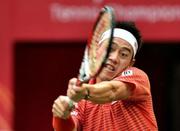 Кеи Нишикори выиграл домашний турнир в Токио