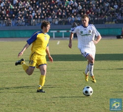 Металлист подписал Сергея Давыдова