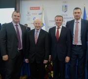 Бубку переизбрали президентом НОК Украины