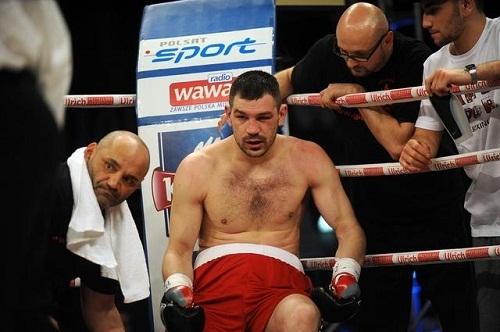 Тарас Биденко вернется на ринг 31 октября