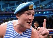 Денис Лебедев вернется на ринг в ноябре