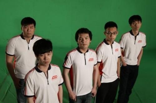 Игроки второго состава LGD создали отдельную команду