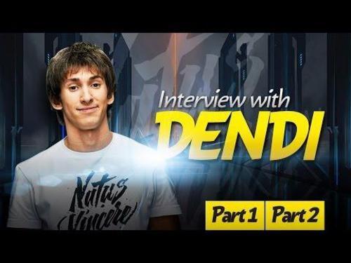 Интервью с Dendi - капитаном Natus Vincere