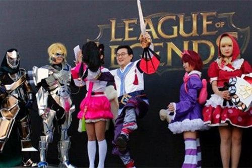 Корейский депутат переоделся в персонажа League of Legends