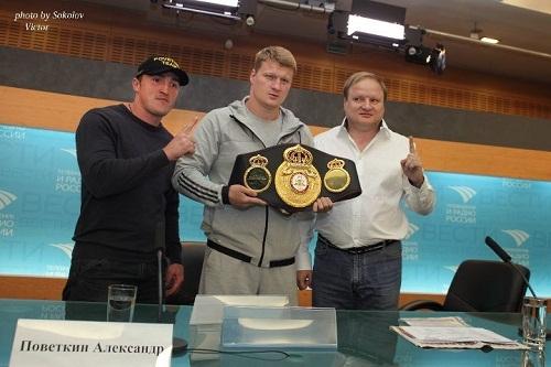 Денис ЛЕБЕДЕВ: «Поветкин способен взять реванш у Кличко»