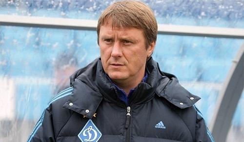 Хацкевич может возглавить сборную Беларуси