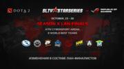 NewBee и Vici Gaming отказались от финалов StarLadder X