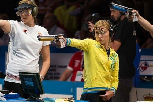Два украинца примут участие в финале Кубка мира по стрельбе