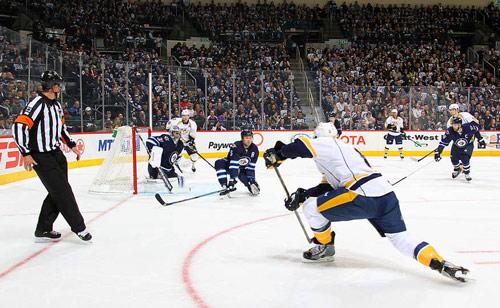 НХЛ. Вратари были лучшими. Матчи пятницы