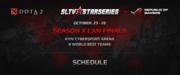 Расписание LAN-финалов StarLadder X