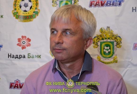 Богдан САМАРДАК: «Главное - это результат»