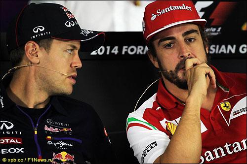 В Ferrari объявят о контракте с Феттелем до гонки в Остине